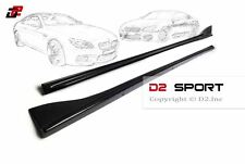 Carbon Fiber 3D Style Side Skirts 2PCS for BMW F06 M Sport & M6 Grand Coupe