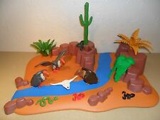 PLAYMOBIL VULTURES (Desert Animals For Western Or Zoo)