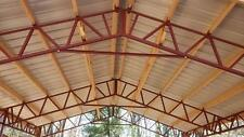 Steel Roof Truss for 40' for Hay Barns,  Horse Stalls, Agriculture, Pole Barn