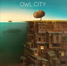 The Midsummer Station by Owl City (CD, Aug-2012, Universal Republic)