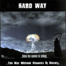 "Hard Way ""...The War Without Chances Of Victory"" CD [UKRAINE THRASH DEATH METAL]"