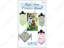 Vanilla House Designs Pattern Four Corner Kids Pattern FREE US SHIPPING
