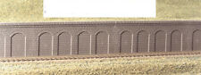Ratio 537 Brick 'Arch' Retaining Wall 2 x 175mm  '00' Gauge Plastic Kit 1st Post