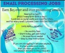 online business for sale (Processing Emails) Sign up www.thesepaidemails.info