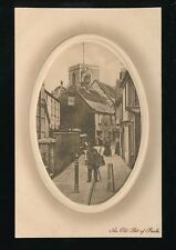 Dorset An old part of POOLE pre1919 PPC pub J Welch