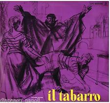 Puccini: Il Tabarro / Baroni, Reali, Scarlini, Petrella - LP Cetra NM / EX
