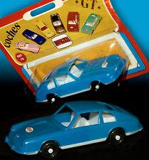 PORSCHE 911 T COUPÉ * COMANSI PLASTIK MODELLAUTO 10,5 CM OVP BLISTER FRÜHE 70er