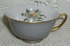 Princess China Golden Peony Coffee Teacup Cup Cups Excellent Condition
