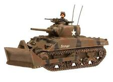 Flames of War US M4 Sherman Dozer Tank WWI 15mm Miniatures Blister US049 for FOW