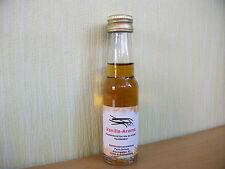 Destille-Vanille-Aroma 3x  20ml ausreichend für bis zu 12 L
