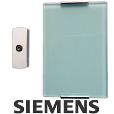 SIEMENS® MP3 Wireless Wall Mounted Doorbell Kit Trendy 100m #0703
