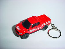 NEW RED FIRE DEPT FORD F-150 SVT RAPTOR CUSTOM KEYCHAIN KEY CHAIN F150 4X4 911
