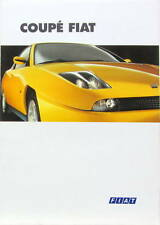 1994 FIAT COUPE CATALOGUE BROCHURE EN ANGLAIS