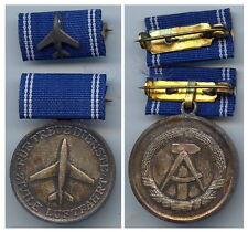 Medaille für treue Dienste der zivilen Luftfahrt Silber