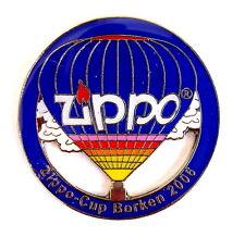 BALLON Pin / Pins - ZIPPO CUP BORKEN 2006 / D-OZPO [3040]