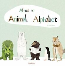 Almost An Animal Alphabet-ExLibrary