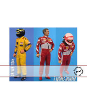 1/24 SCHUMI F1 DRIVER FIGURE AT EASE for REVELL TAMIYA
