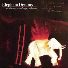 Grasshopper Takeover: Elephant Dreams  Audio CD
