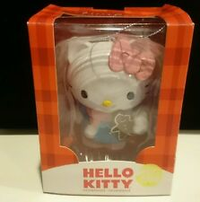 "New HELLO KITTY Christmas Ornament By Sanrio 2014 3.5"" Tall American Greetings"