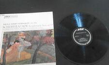 """SCHEHERAZADE RIMSKY-KORSAKOV LP VINYL 12"""" ITALIAN PRESS VG/VG JOKER SM 1017"""