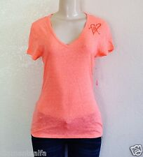 $26 Fox Racing Women's Limiter V-Neck Tee – Atomic Punch sz XS
