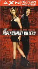 The Replacement Killers (VHS) Chow Yun-Fat/Mira Sorvino