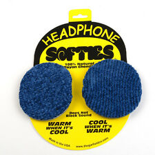 Garfield Headphone Softie - Pair of Soft Headphone Earpad Covers - Blue SGARHS2