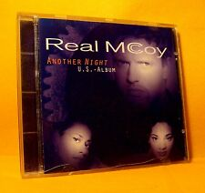 CD Real McCoy Another Night (U.S. Album) 14TR 1995 House, Downtempo, Euro House