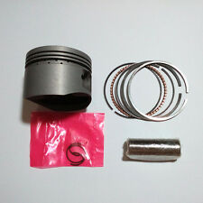 GY6 125cc engine magnetized piston and piston rings piston ring coating (PVD)