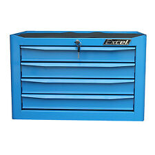 Excel Tool Boxes TB2204-X 26-in Tool Chest with Four Ball Bearing Slide Drawers