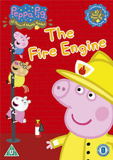 Peppa Pig: The Fire Engine [Volume 12] [DVD] New/Sealed