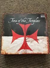 Time of the Templars Various Composers Audio CD - A1
