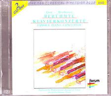 Berühmte Klavierkonzerte Liszt Beethoven - Süddeutsche Philharmonie Gmür - 2 CDs