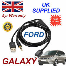Ford KA Samsung HTC & LG Micro USB & 3.5mm Aux Audio Connectivity Cable