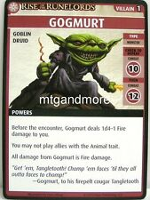 Pathfinder Adventure Card Game - 1x Gogmurt - Burnt Offerings
