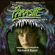 PARASITE - COMPLETE SCORE - LIMITED 1000 - OOP - RICHARD BAND
