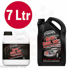 7 Litre Evans Waterless Engine Coolant Auto Cool 180° KIT RACE RALLY OFF ROAD