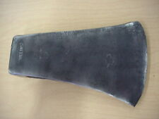LARGE VINTAGE RAFTING SINGLE BIT COLLINS AXE HEAD 4 1/4 POUNDS NO HANDLE