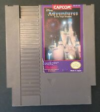 Adventures In The Magic Kingdom (Nintendo, 1990) NES GAME ! Free shipping !