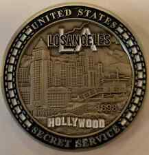 USSS United States Secret Service Los Angeles Field Office Hollywood California