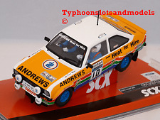 SCX A10147 Ford Escort MkII - 'Heat for Hire' - New & Boxed
