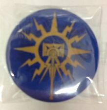 Warhammer Games Workshop edad de Sigmar stormcast Space Marine Pin Insignia