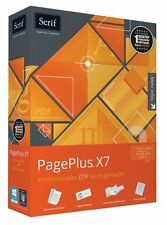 Page Plus x7 Publisher Page Plus professionele versión 17 DTP + Driver Genius 12