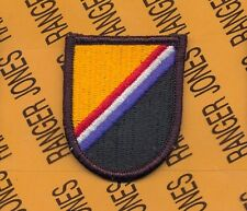 USSOCOM United States Special Operations Cmd Airborne beret flash patch m/e #2-C