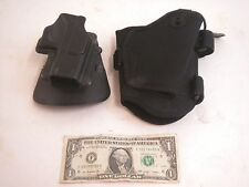 Fobus GL2 Glock & Bianchi Holsters - Black - Right Hand