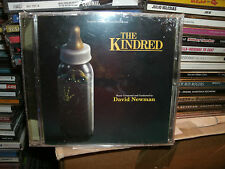 THE KINDRED,FILM SOUNDTRACK,LTD EDITION OF 1000,COMPOSED BY DAVID NEWMAN