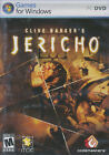 Clive Barker's JERICHO Shooter XP/Vista PC Game NEW BOX