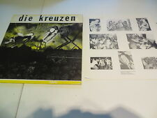 Die Kreuzen - Same Rough and Go mit Insert     Vinyl / Cover: very good