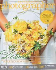 Professional Photographer Magazine October 2011 Workflow Wonders - Details