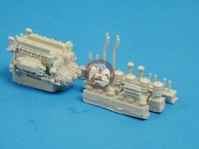 Tank Workshop 1/35 GM 6046 Diesel Engine for M4A2 Sherman & M10 Wolverine 350058
